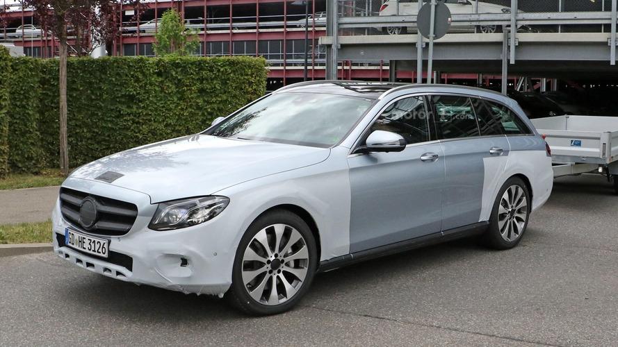 Mercedes keeps E-Class All Terrain's rugged cues under wraps