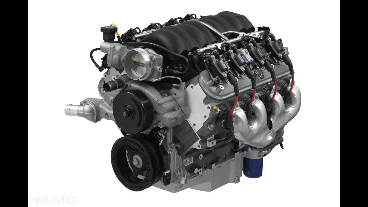 Chevrolet Bel Air GMPP E-Rod Concept