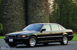 BMW 740iL