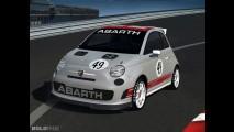 Abarth 500 Assetto Corse