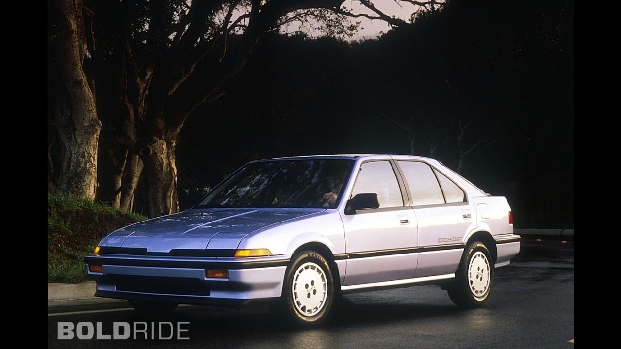 Acura Integra 5 Door Sedan