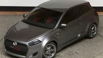 Lada Project C Concept Continues