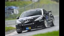 Klassensieg für Peugeot