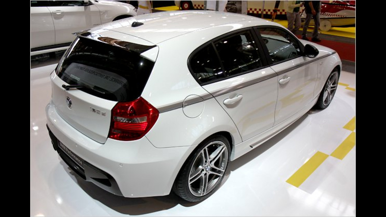BMW 120d Performance