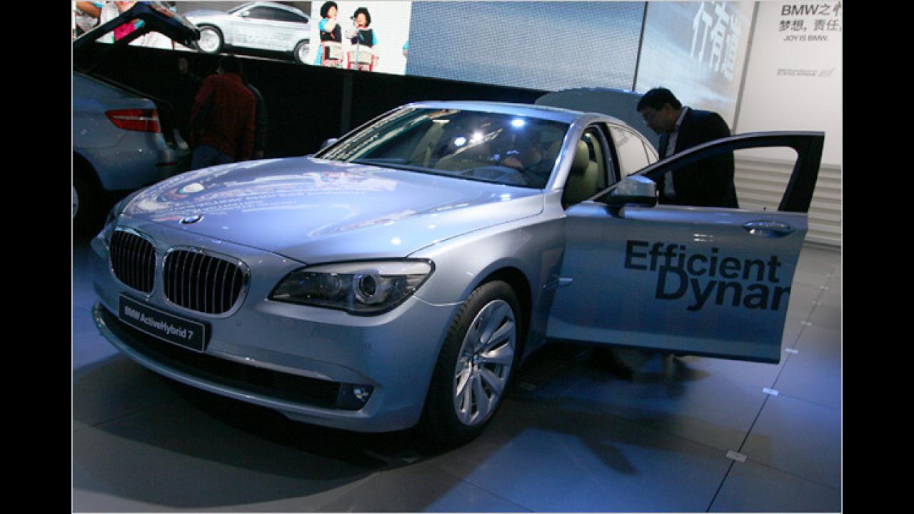 BMW ActiveHybrid7