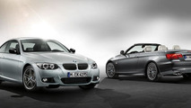 BMW 3-Series M Sport Edition (left) and Edition Exclusive (right) - 4.7.2011