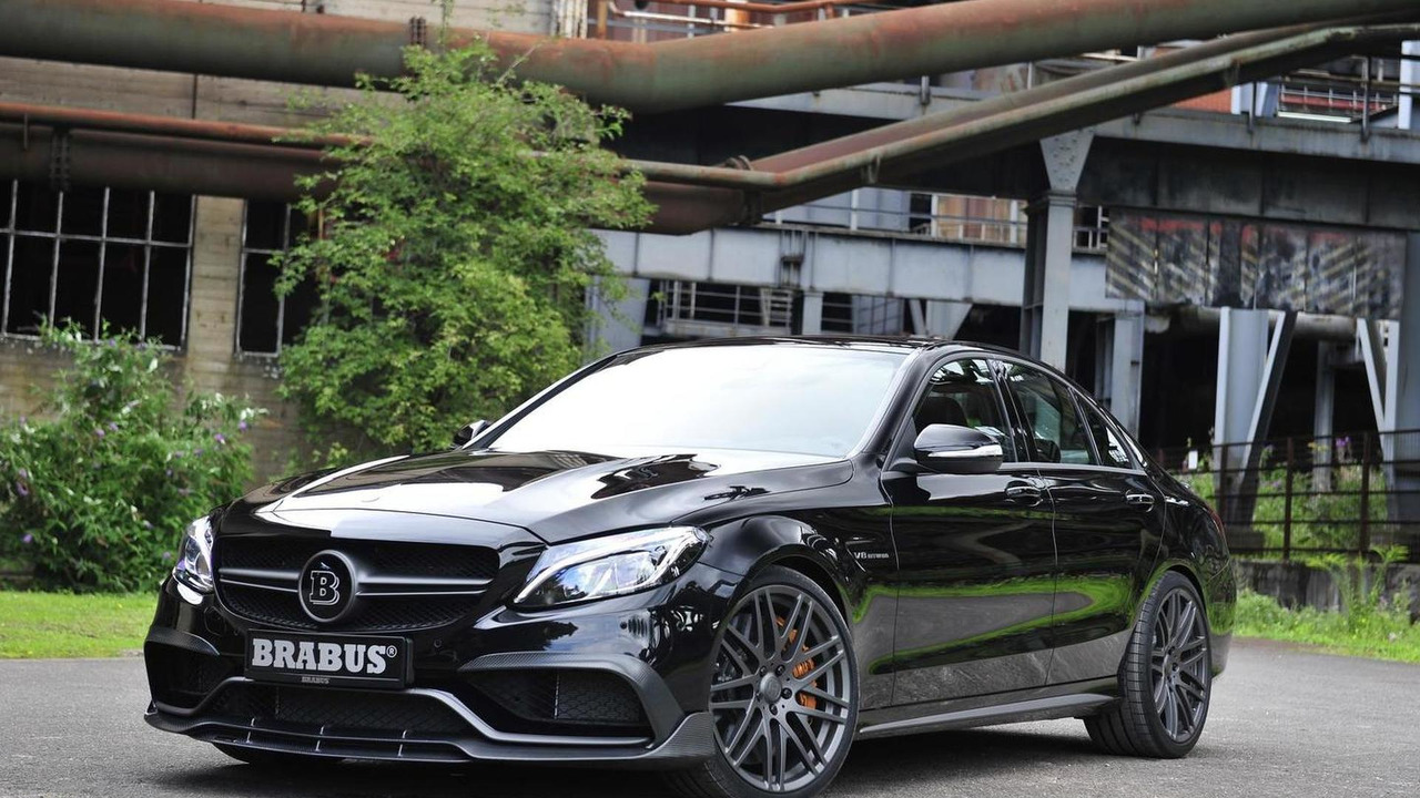 Mercedes-AMG C63 S by Brabus