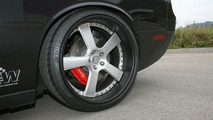 Dodge Challenger by KW