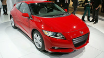2011 Honda CR-Z Sport Hybrid Coupe live in Detroit, NAIAS 11.01.2010