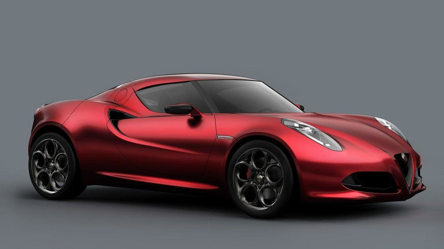 Alfa Romeo 4C concept promotional video