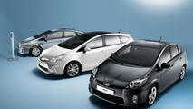 Toyota won't create Prius sub-brand - report