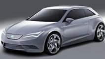 Seat IBE konsepti ilk fotoğraflar 01.03.2010