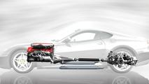 Ferrari HY-KERS Experimental Vehicle