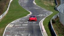 Ferrari 599XX, Nürburgring record lapping in 6'58''16, Nurburg, Germany 23.04.2010