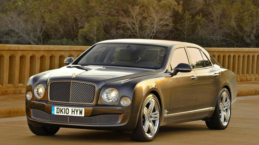 Bentley to expand lineup