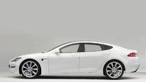 Tesla Model S - hi res