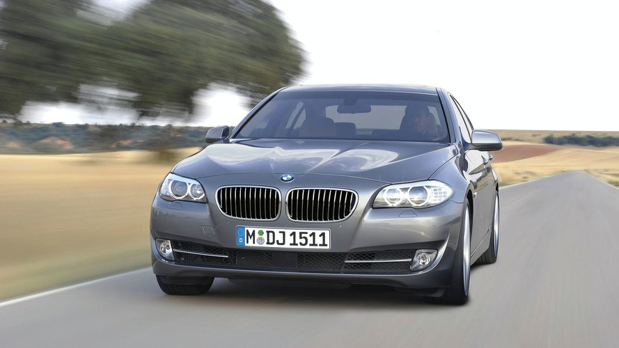 BMW M550dX won't be an official M car