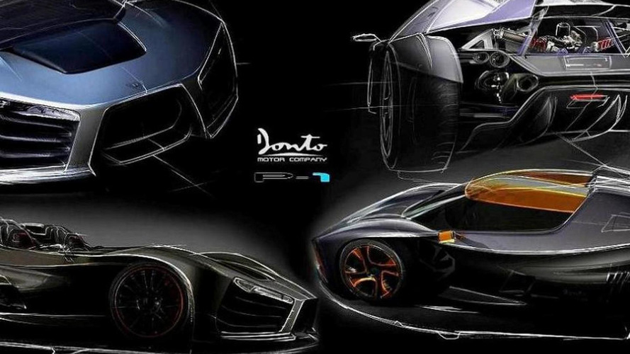Donto P1 from Argentina targets KTM X-Bow and Ariel Atom