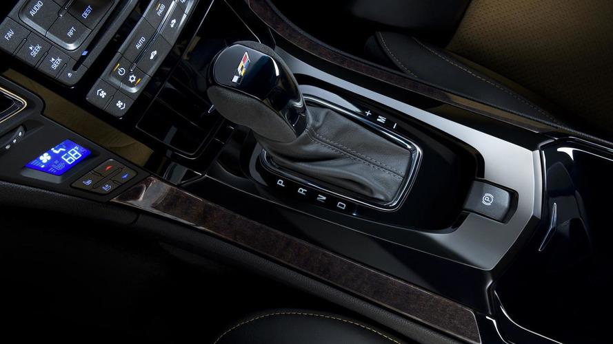 Cadillac CTS-V Black Diamond Edition announced [video]