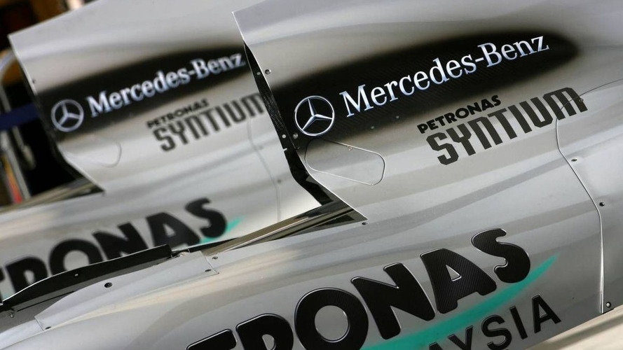 No F1 discussion with chairman Zetsche - Mercedes