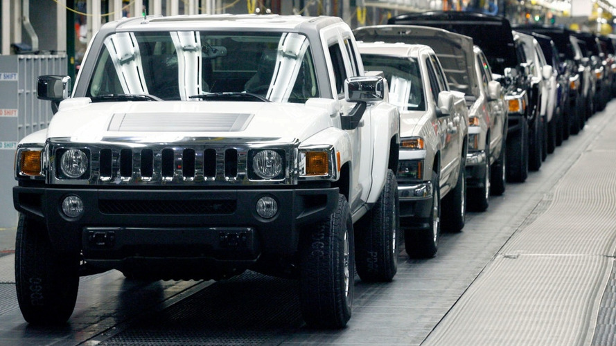 Hummer sale to Chinese collapses, liquidation begins