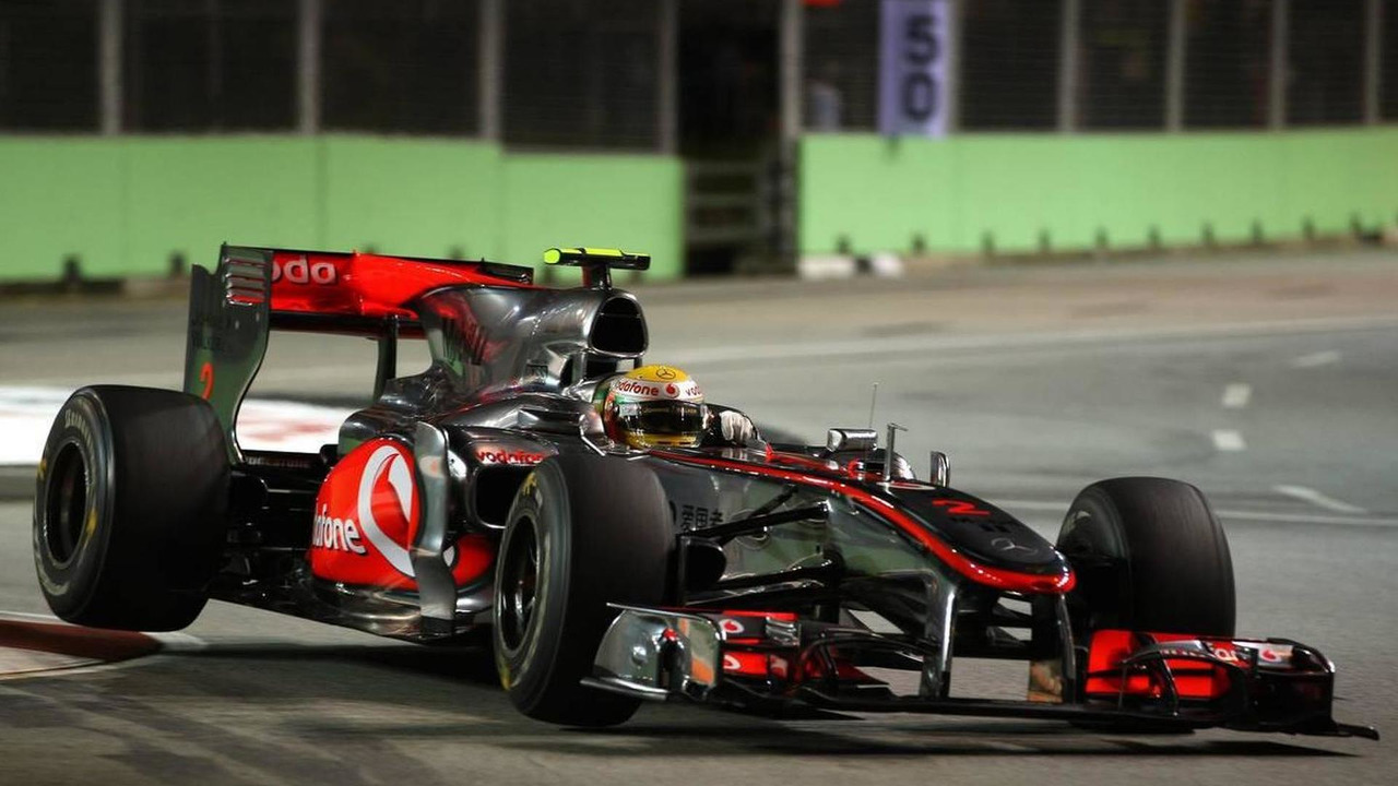 Lewis Hamilton (GBR), McLaren Mercedes - Formula 1 World Championship, Rd 15, Singapore Grand Prix, 25.09.2010