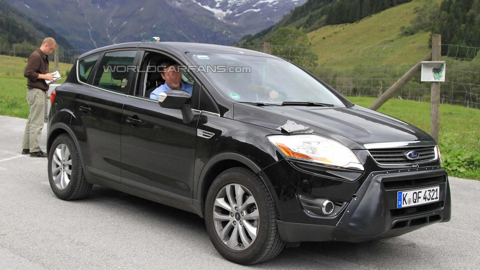 Ford Kuga: цены, отзывы, форум, тест-драйв, фото, видео