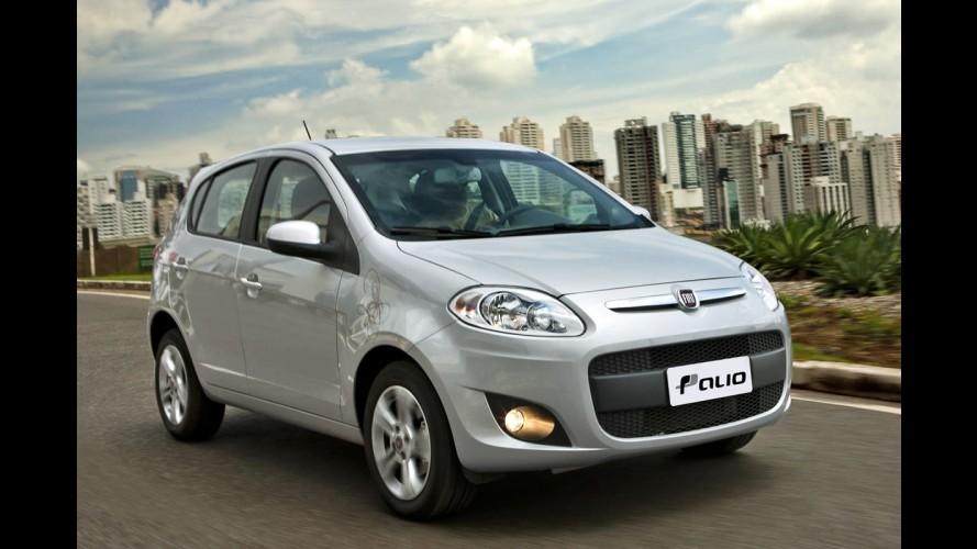 Novo Fiat Palio é lançado oficialmente no Brasil - Preços começam em R$ 30.990