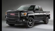 GMC esnoba downsizing e lança Sierra Elevation 2015 com V8 de 355 cv
