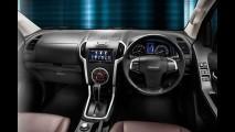 Irmã da Nova S10: Nova Isuzu D-Max será lançada em junho na Europa