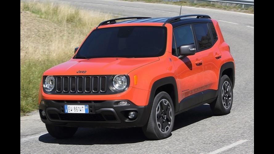 Vídeo: futuro nacional, Jeep Renegade mostra performance off-road
