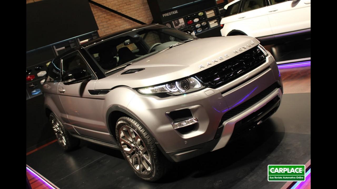 Hyundai Elantra e Range Rover Evoque são eleitos pelo 2012 North American Car and Truck of the Year
