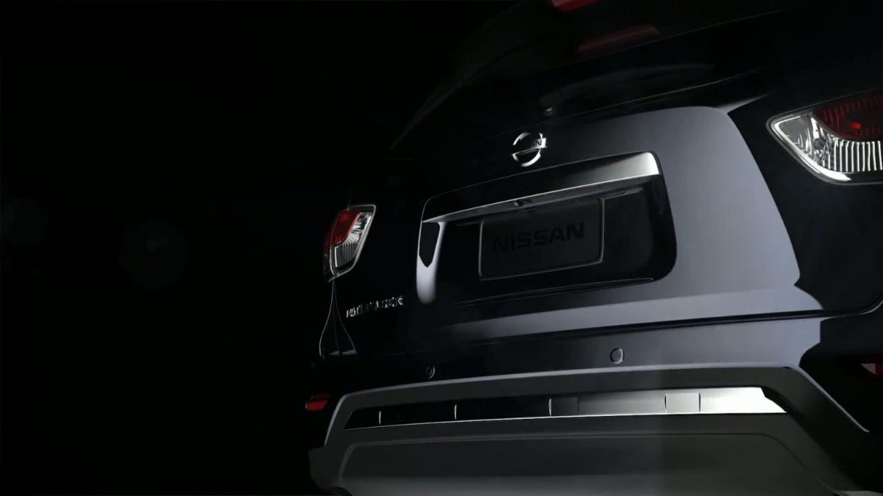Nissan revela oficialmente novos teasers do Novo Pathfinder 2013