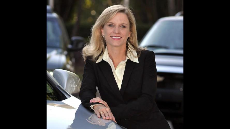Denise Johnson, presidente da GM do Brasil, pede demissão