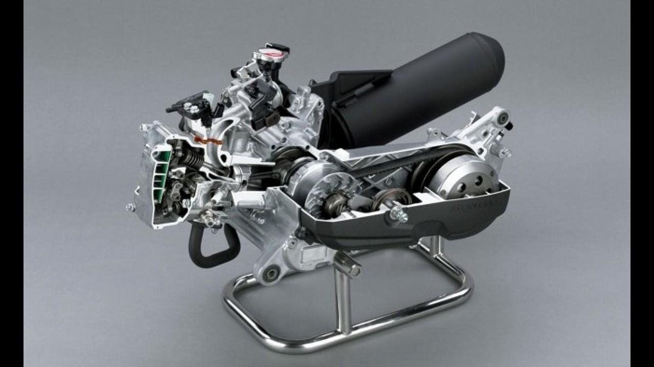 Honda Dunk de 50cc é o novo scooter de entrada no Japão