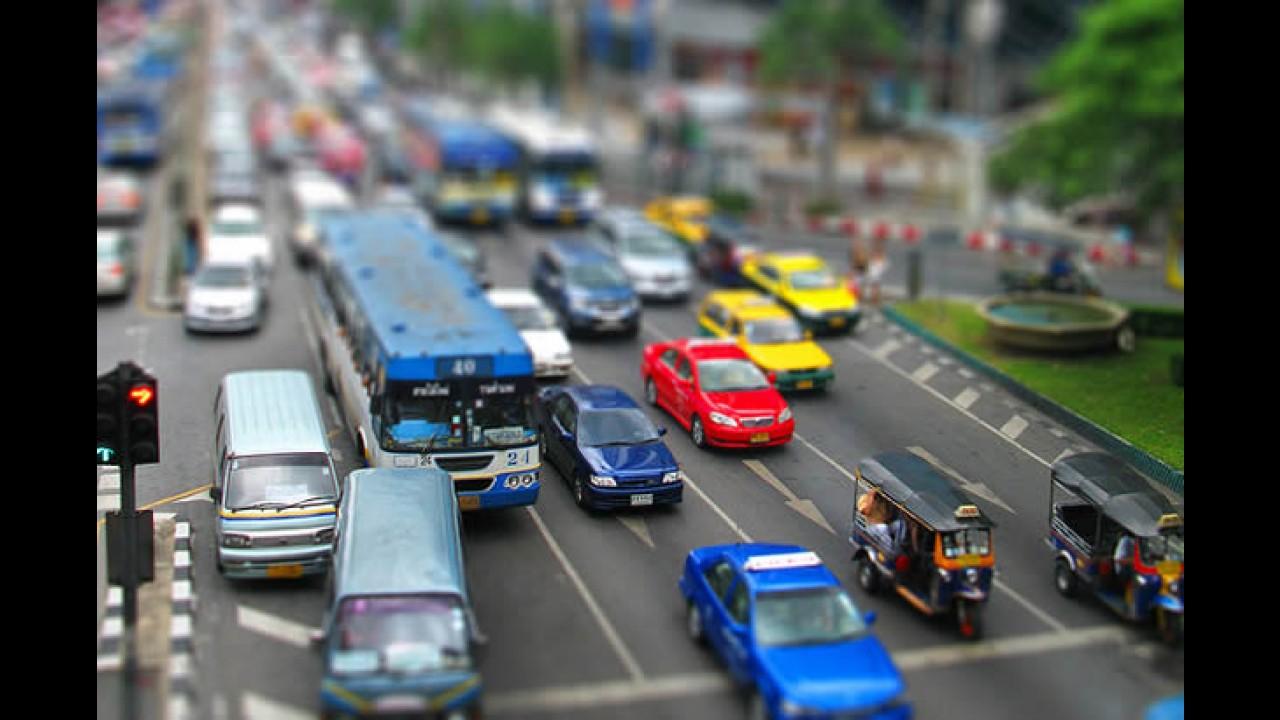 Europa quer mais rigidez contra infrações de trânsito