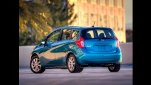 Nissan Versa Note tem preços a partir de R$ 27.980 nos EUA