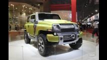 Segredo: novo Troller chega em 2014 com motor da Ranger