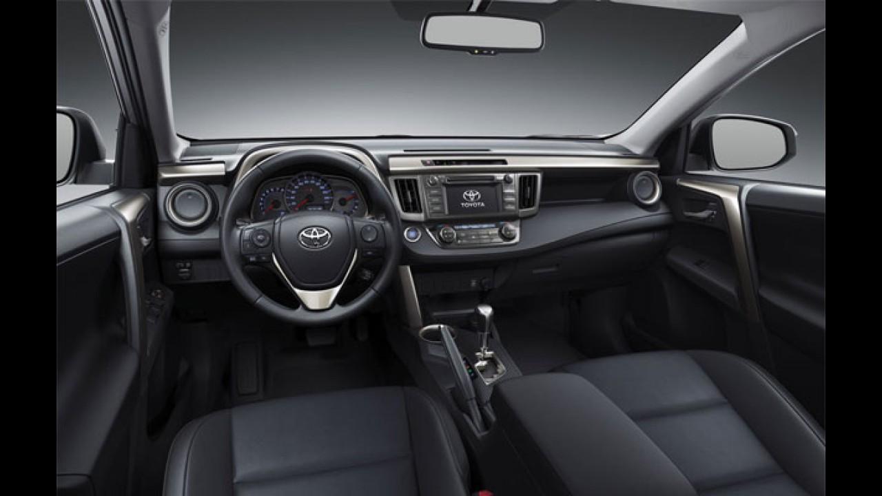 Toyota RAV4 2015 ganha versão Top 4x2 por R$ 123,7 mil