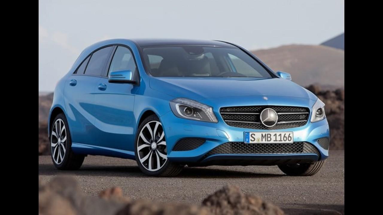 Mercedes-Benz diz que não está nos planos lançar um rival para o Audi A1