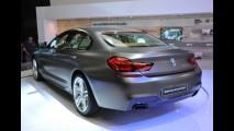 Salão do Automóvel: BMW apresenta o Série 6 Gran Coupé, rival do Mercedes CLS