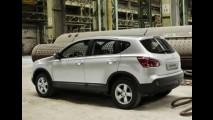 Conheça o Nissan Qashqai - O Crossover que é sucesso na Europa chega ao Brasil em 2008
