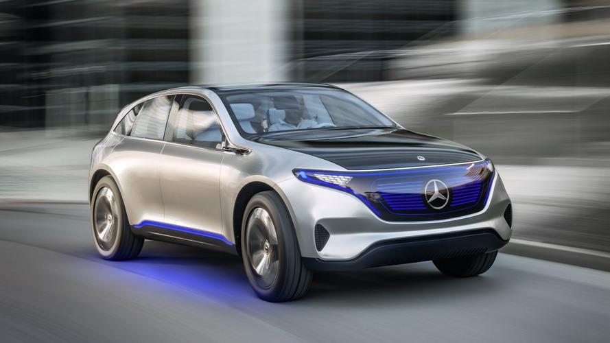 Mercedes e Chery chegam a acordo sobre uso da sigla EQ na China