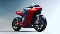 MV Agusta - Zagato bike project