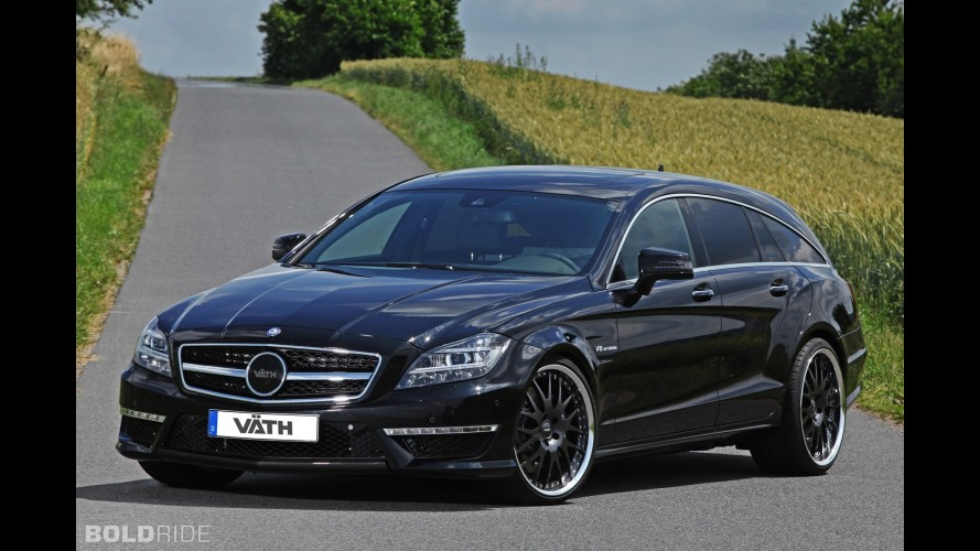 Vath Mercedes-Benz V63RS Shooting Brake
