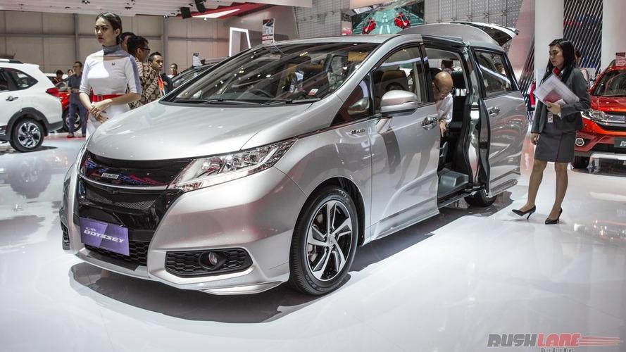 Honda HR-V and Odyssey get Mugen sporty bits