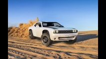 Dodge Challenger A/T Untamed Concept by J. Ruiter