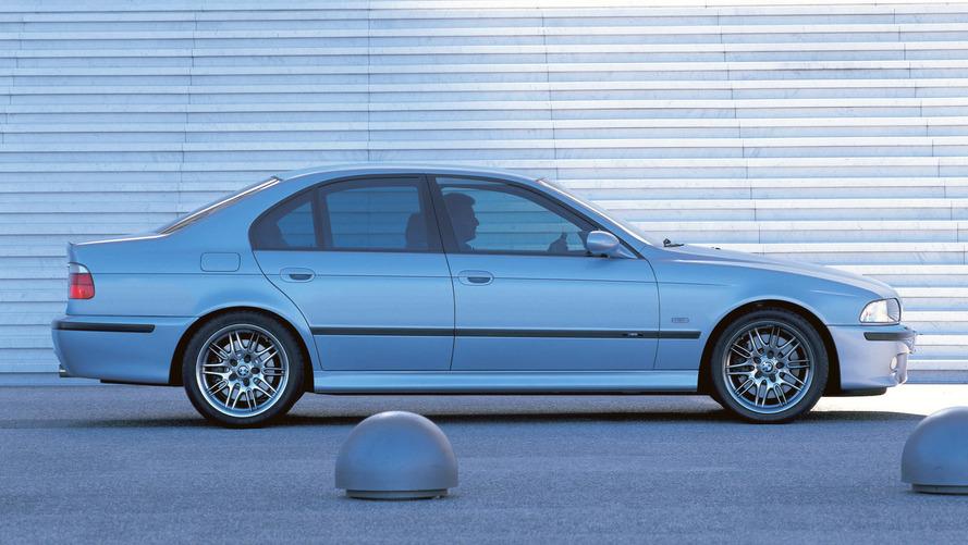 Tarihin en iyi BMW 5 Serisi modelleri