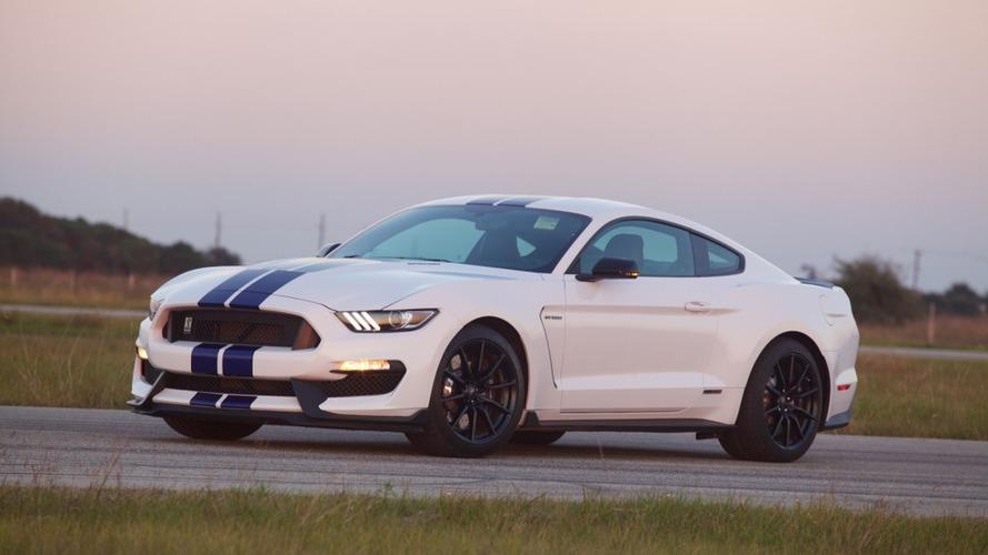 Vidéo : Les 819 chevaux de la Hennessey Ford Mustang Shelby GT350 en action !