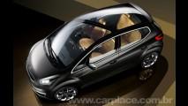 Kia Nº 3 Concept - Protótipo com teto de vidro adianta visual do sucessor do Rio